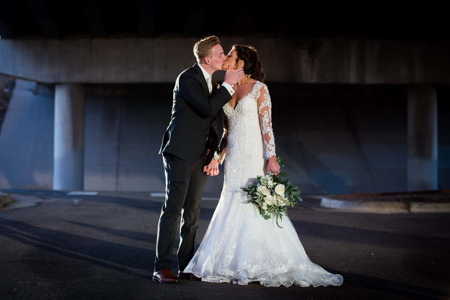 Maddie & Chace – Winter Wedding, Mile High Station