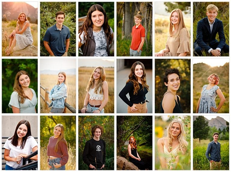 Now Booking 2022 Senior Sessions!